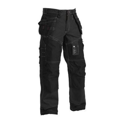 Blaklader x1600 Craftsman's Trousers - Black