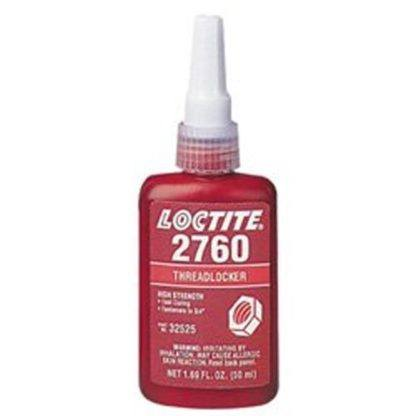 Loctite 32527 2760 Red Threadlocker