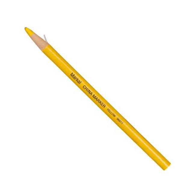Markal 96011 China Marker Yellow