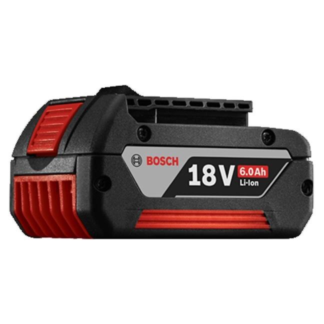 bosch bat622 18v 6 0ah fatpack battery. Black Bedroom Furniture Sets. Home Design Ideas