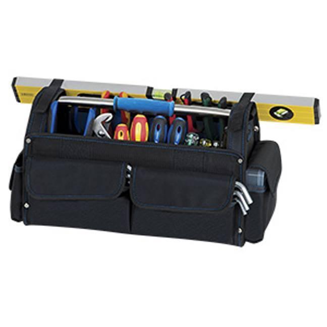 """Jet 842001 16"""" Open Top Tool Bag"""
