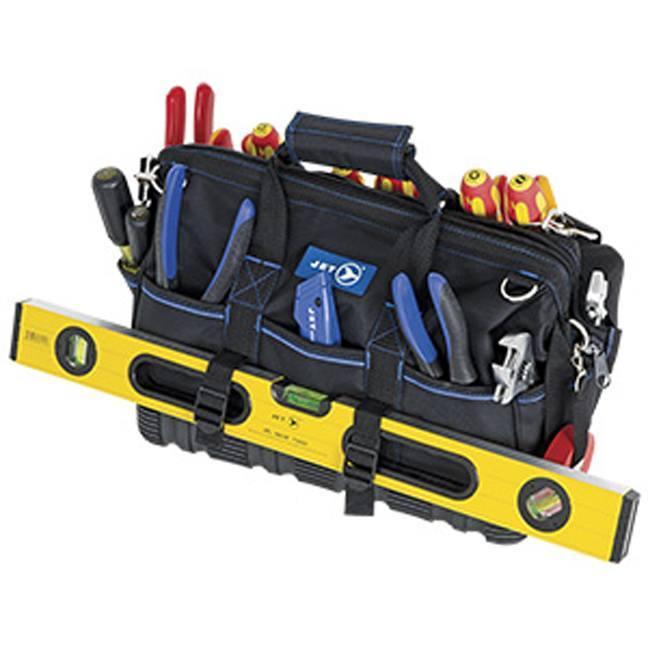 """Jet 842006 16"""" Zip Top Tool Bag"""
