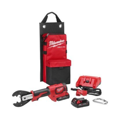 Milwaukee 2678-22BG M18 Force Logic 6T Utility Crimper