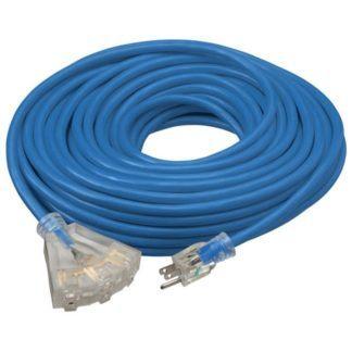 Startech 849887 12 Gauge 50 Foot Extension Cord