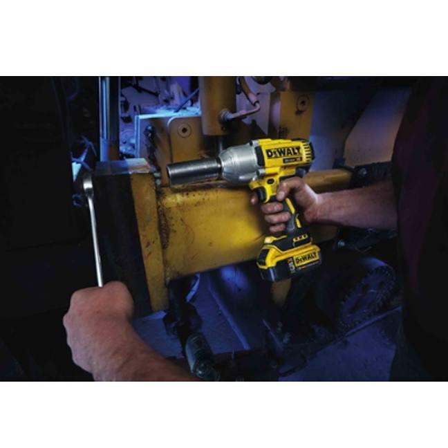 Dewalt Dcf899p2 20v Max Xr 1 2 Quot Impact Wrench Kit Bc