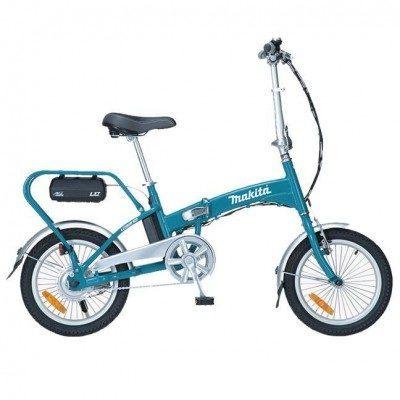Makita BBY180Z 18V Motor Assisted Bicycle