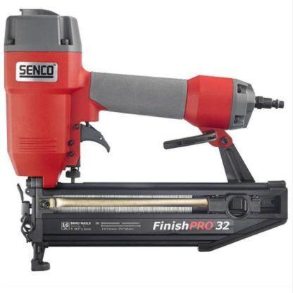 """Senco 1X0201N 2-1/2"""" Finish Nailer"""