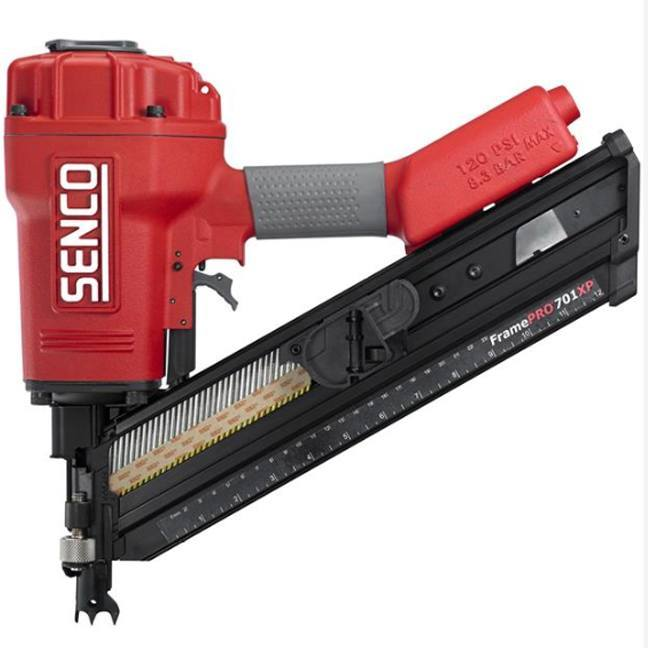 Senco 2h0133n 3 1 2 Quot 34 186 Paper Collated Framing Nailer