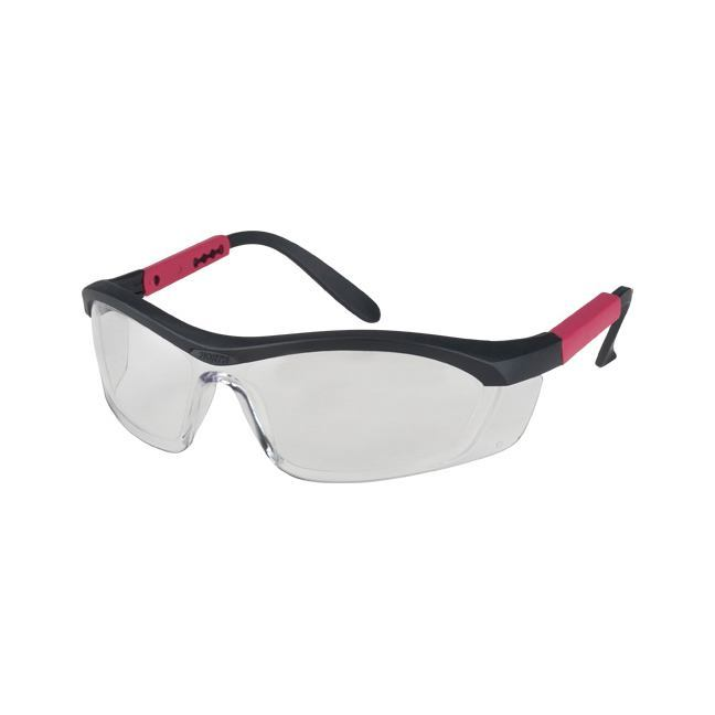 North T57505B Smoke Edge Safety Glasses