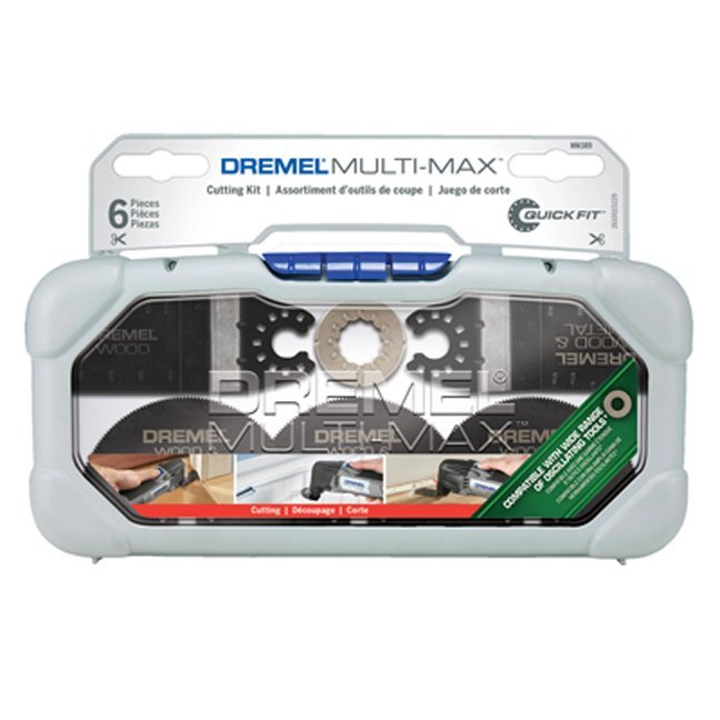Dremel MM389 6-Piece Cutting Accessory Kit