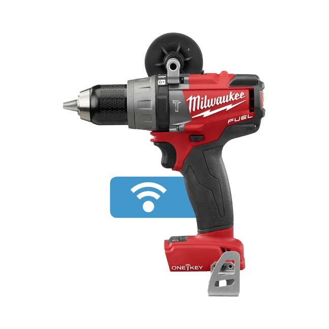 "Milwaukee 2706-20 M18 FUEL 1/2"" Hammer Drill with ONE-KEY"