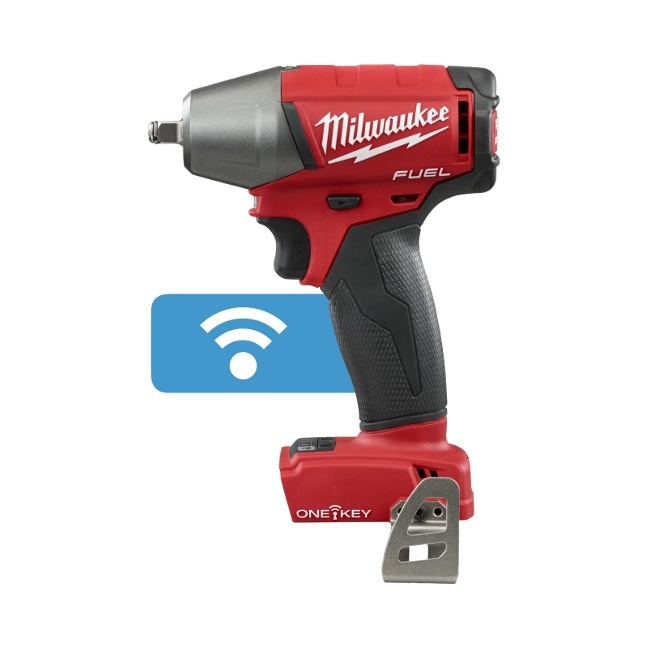 "Milwaukee 2758-20 M18 FUEL 3/8"" Impact Wrench with ONE-KEY"