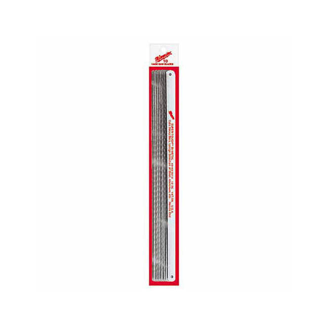 "Milwaukee 48-43-0630 12"" 32 TPI Hack Saw Blade"