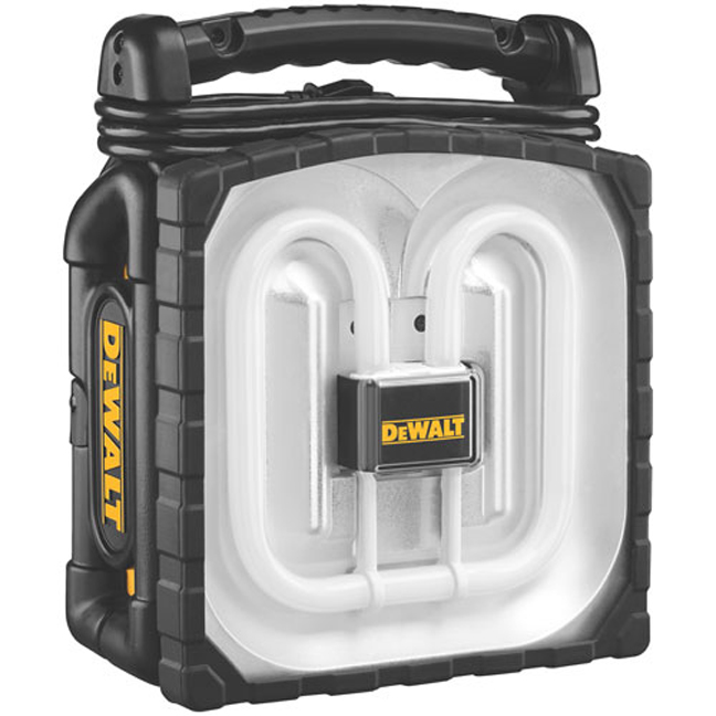 DeWalt DC020 Cordless Corded Worklight