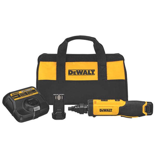 DeWalt DCF681N2 8V MAX Gyroscopic Screwdriver With Conduit Reamer