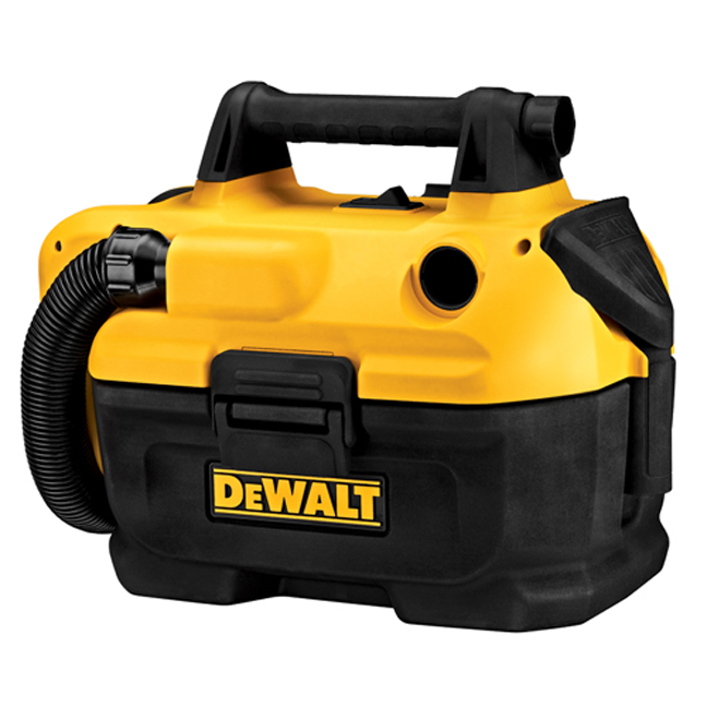DeWalt DCV580 18V 20V MAX Cordless Wet-Dry Vacuum