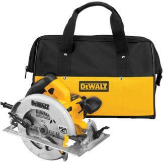 """DeWalt DWE575SB 7-1/4"""" Lightweight Circular Saw with Electric Brake"""
