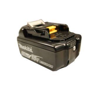 Makita 196675-2BX 18V 5.0 Ah Battery BL1850B with Battery Level Meter