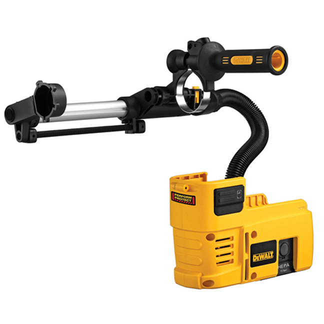 Dewalt D25302dh Dust Extraction System For 36v Sds Rotary
