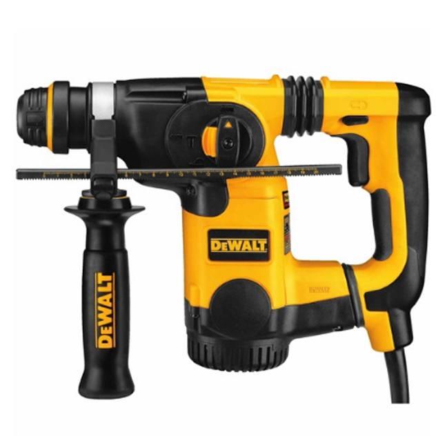 DeWalt D25323K L-Shape SDS Plus Rotary Hammer Kit 2