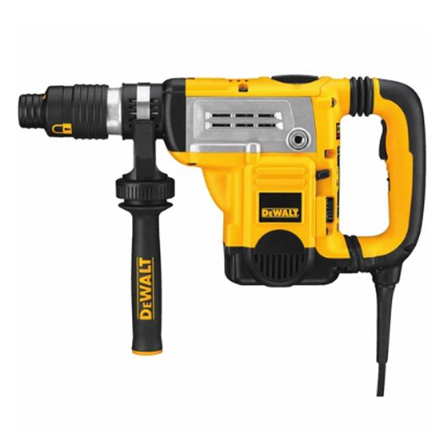 DeWalt D25651K Spline Combination Hammer Kit 2