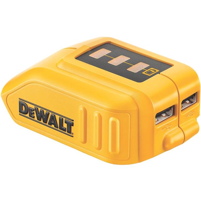 DeWalt DCB090 12V 20V MAX USB Power Source