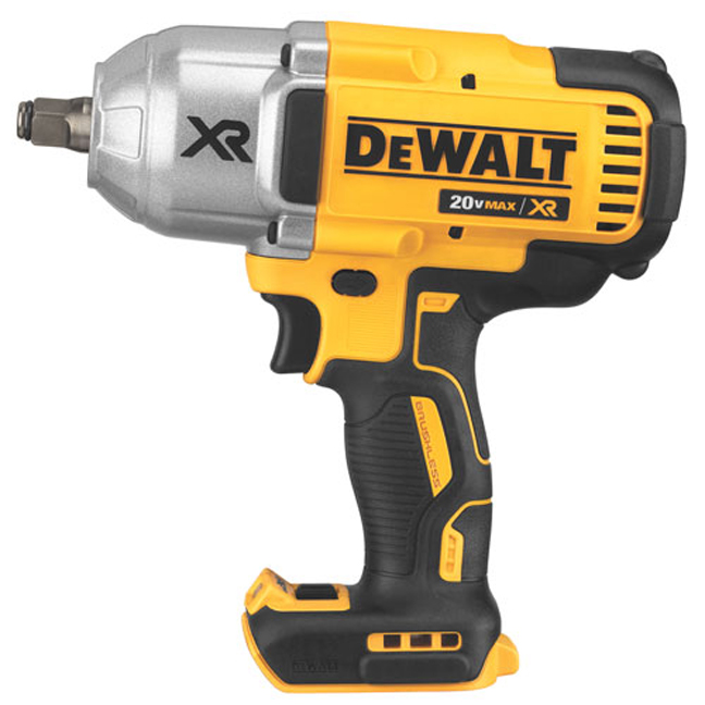 "DeWalt DCF899HB 20V MAX XR Brushless High Torque 1/2"" Impact Wrench"