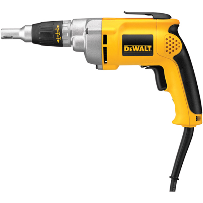 DeWalt DW276 2,500 rpm VSR All-Purpose Scrugun