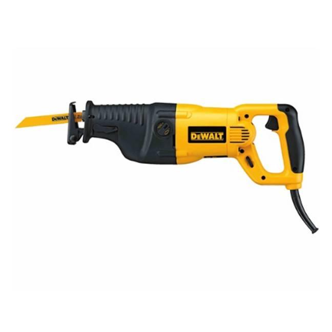 DeWalt DW311K 13 Amp Reciprocating Saw Kit 2
