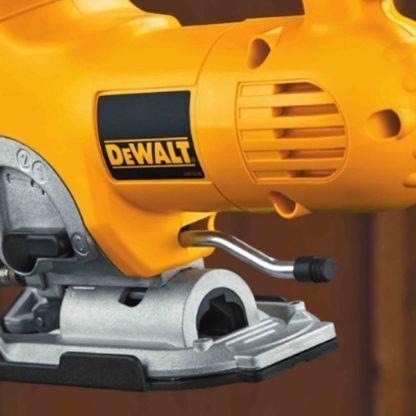 DeWalt DW331K Top-Handle Jig Saw Kit 5