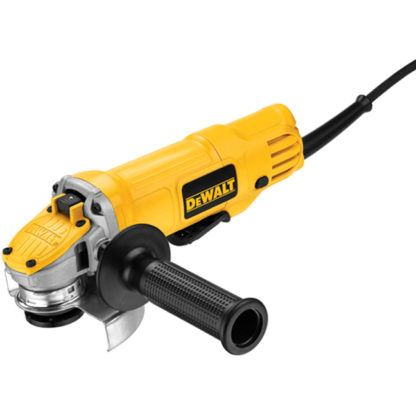 "DeWalt DWE4120 4 1/2"" Paddle Switch Small Angle Grinder"