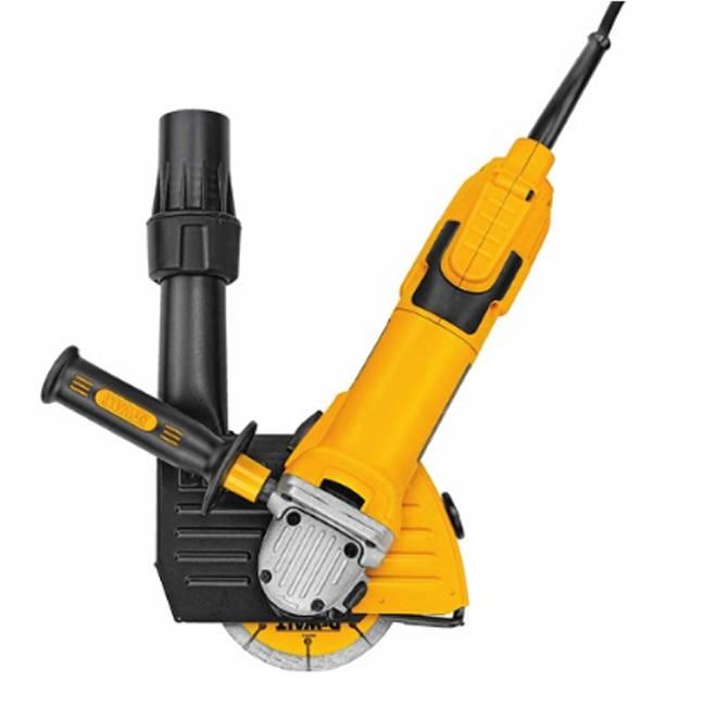 DeWalt DWE46101 Cutting & Tuckpointing Dust Shroud Tool Kit 3