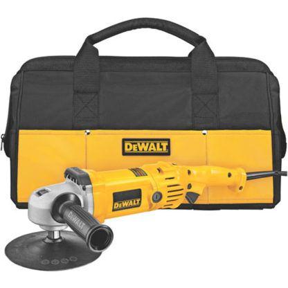 "DeWalt DWP849 7"" / 9"" Variable Speed Polisher"