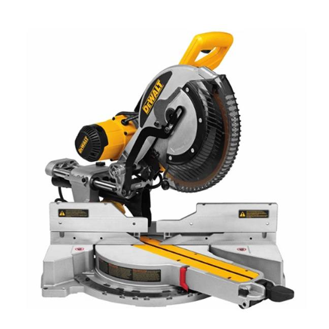 DeWalt DWS780LST Mitre Saw with Long Stand 2
