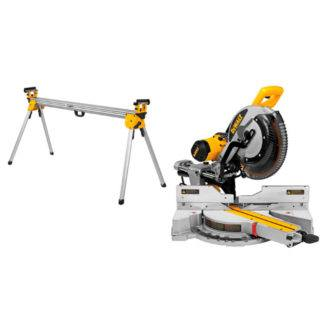 """DeWalt DWS780LST 12"""" Mitre Saw with Long Stand"""