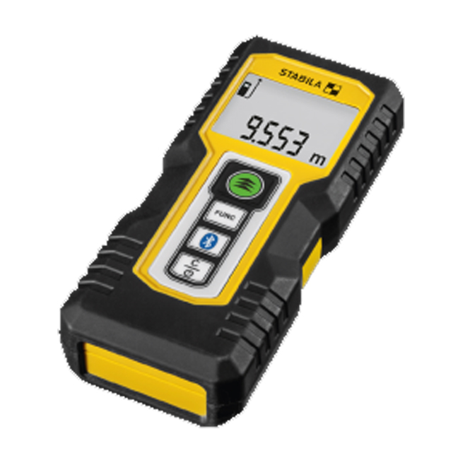 Stabila 06250 LD 250 BT Laser Distance Measurer with BlueTooth