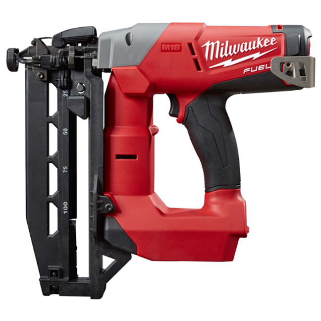 Milwaukee 2741 20 M18 Fuel 16ga Straight Finish Nailer