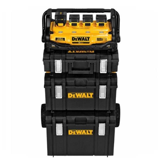 DeWalt DCB1800M3T1 1800 Watt Portable Power Station Kit 8