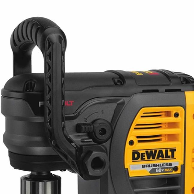 DeWalt DCD460T1 FlexVolt 60V Max VSR Stud & Joist Drill Kit Close Up 3