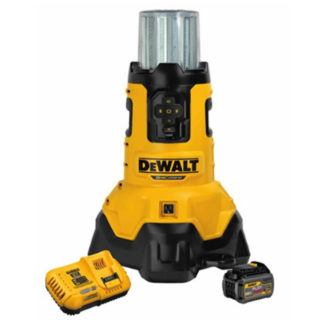 DeWalt DCL070T1 20V Max Corded/Cordless Bluetooth Area Light