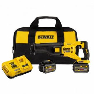 DeWalt DCS388T2 FlexVolt 60V Max Brushless Recip Saw Kit