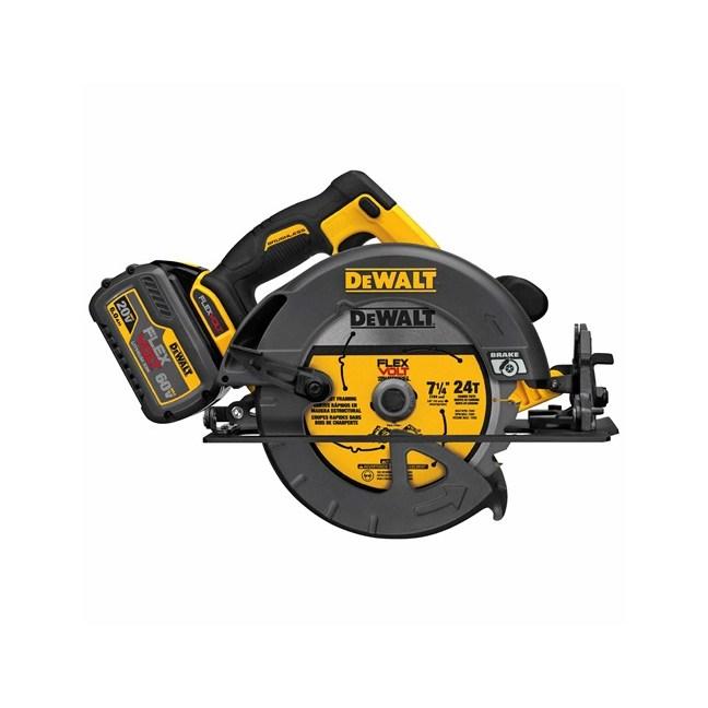 DeWalt DCS575T1 FlexVolt 60V Max Brushless Circular Saw Tool Only