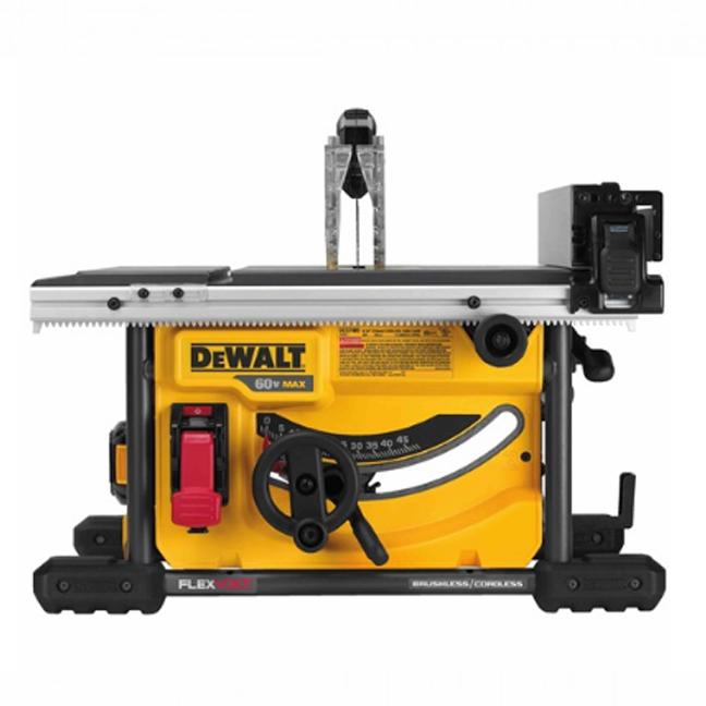 Dewalt Dcs7485t1 Flexvolt 60v Max 8 1 4 Quot Table Saw Kit