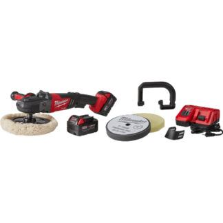 """Milwaukee 2738-22P M18 FUEL 7"""" Variable Speed Polisher Kit with Pads"""