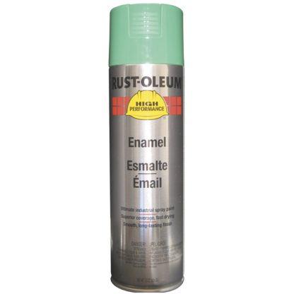 Rust-Oleum V2133838 Enamel Spray Paint - Safety Green