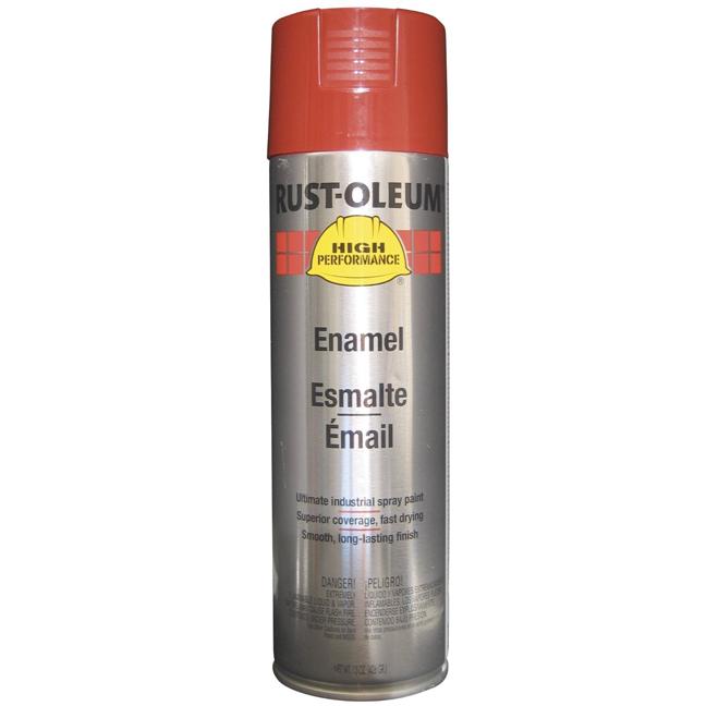 Rust-Oleum V2164838 Enamel Spray Paint - Bright Red