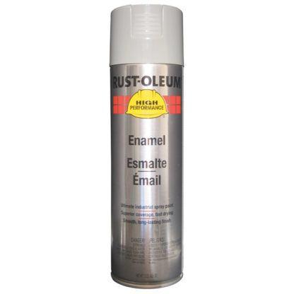 Rust-Oleum V2183838 Enamel Spray Paint - Light Machine Grey