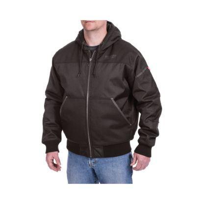 Milwaukee 252B Hooded Jacket - Black on