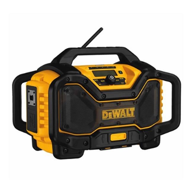 DeWalt DCR025 Jobsite Bluetooth Radio Charger 4