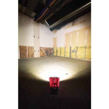 Milwaukee 2364-20 M12 Compact Flood Light In Use 2